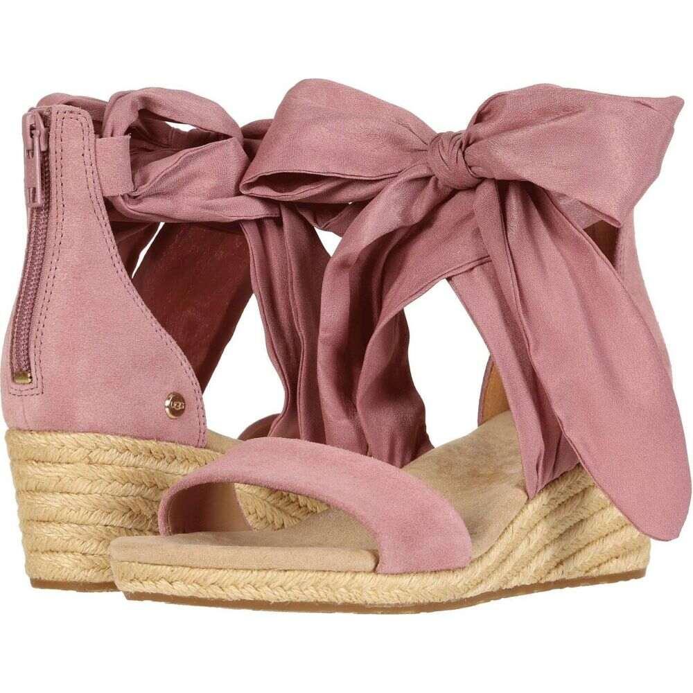アグ UGG レディース サンダル・ミュール シューズ・靴【Trina】Pink Dawn