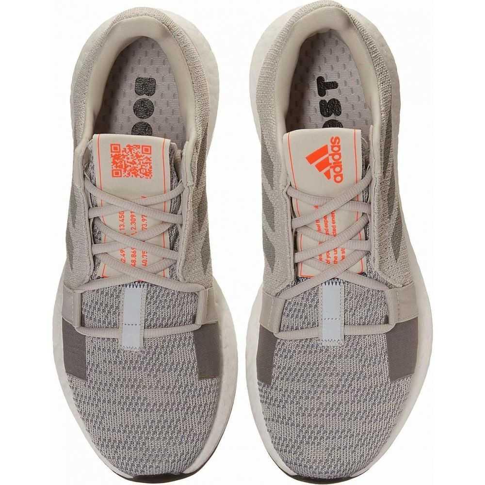 アディダス adidas Running メンズ ランニング・ウォーキング シューズ・靴【SenseBOOST GO】Grey One/Grey Three/Tech Ink