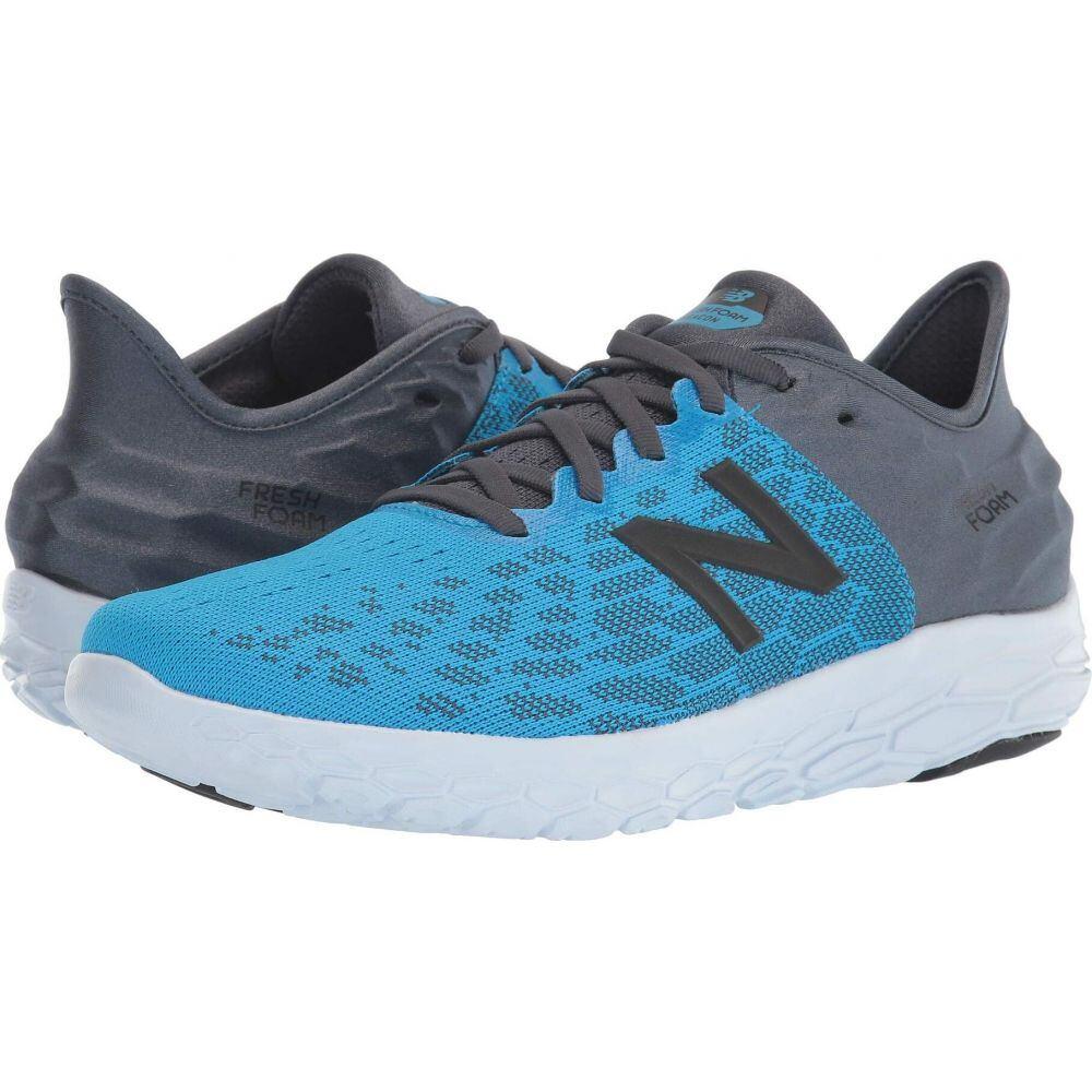ニューバランス New Balance メンズ ランニング・ウォーキング シューズ・靴【Fresh Foam Beacon v2】Vision Blue/Thunder