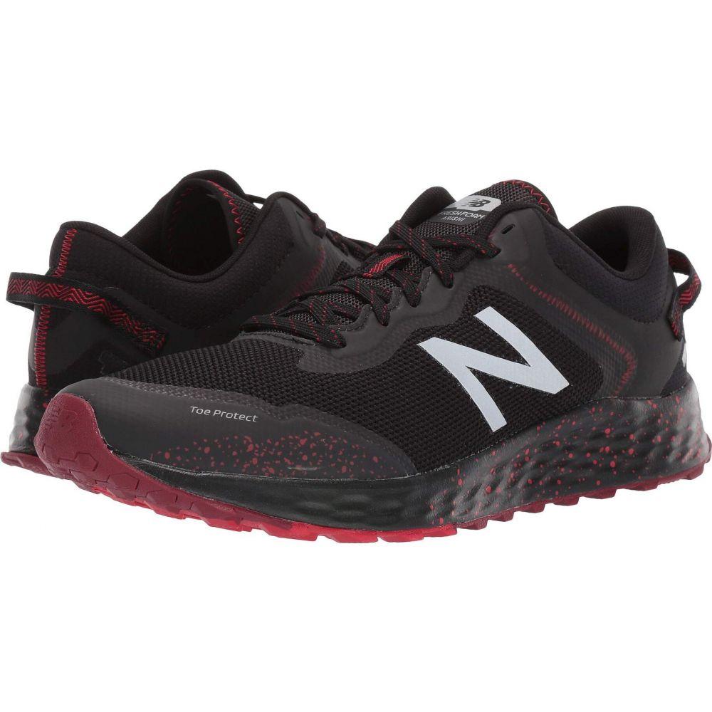 ニューバランス New Balance メンズ ランニング・ウォーキング シューズ・靴【Fresh Foam Arishi Trail】Black/Team Red