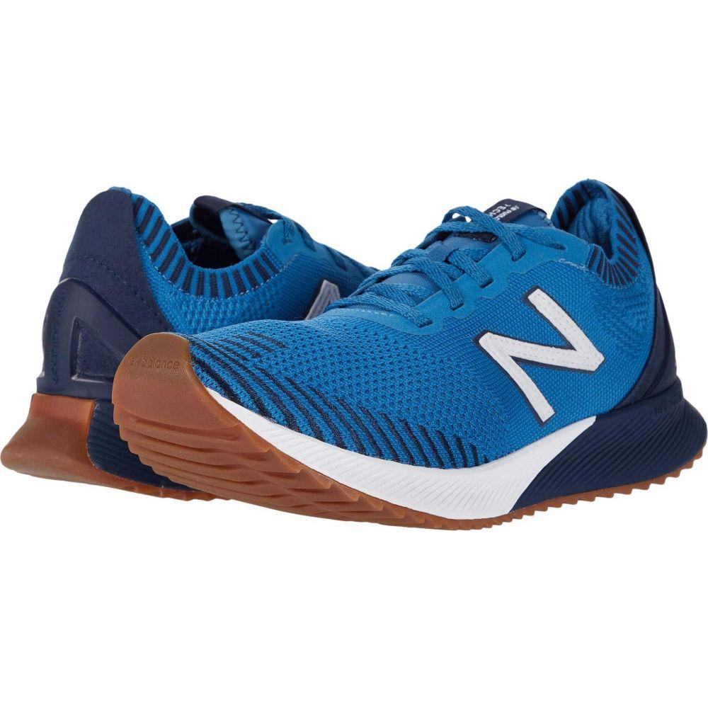 ニューバランス New Balance メンズ ランニング・ウォーキング シューズ・靴【FuelCell Echo Heritage】Mako Blue/Natural Indigo