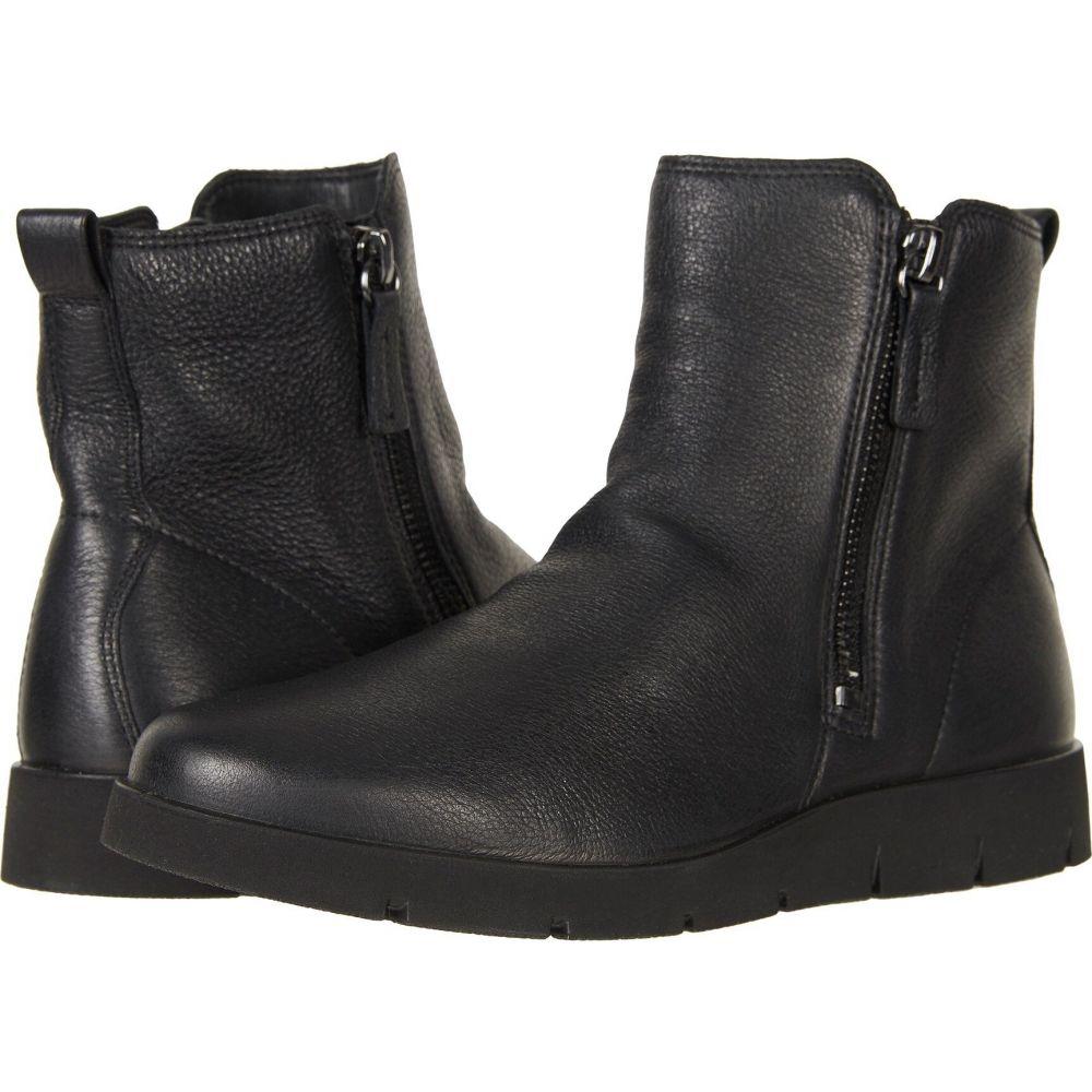 エコー ECCO レディース ブーツ シューズ・靴【Bella Zip Boot】Black Cow Leather