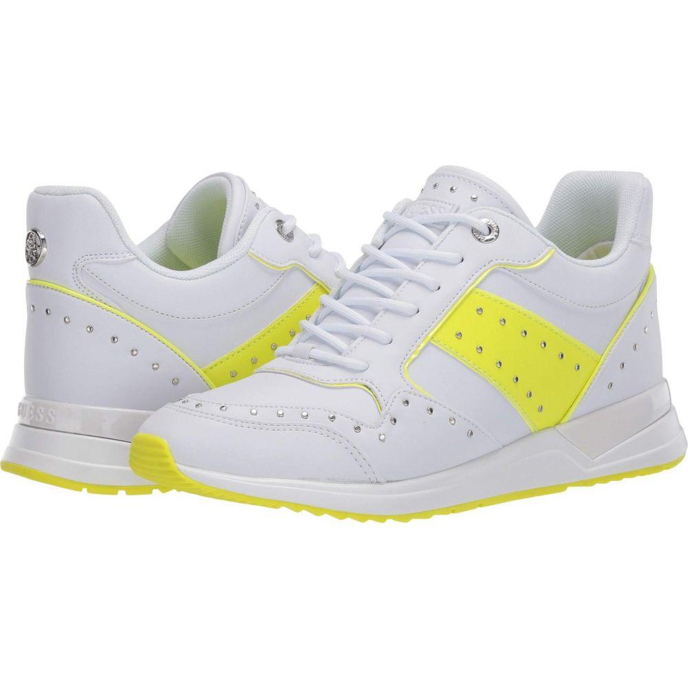 ゲス GUESS レディース スニーカー シューズ・靴【Rejjy】Yellow