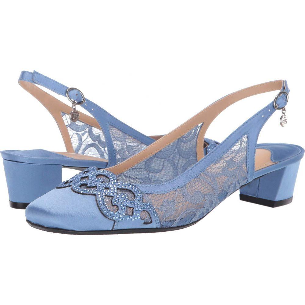 ジェイレニー J. Renee レディース ヒール シューズ・靴【Faleece】Baby Blue