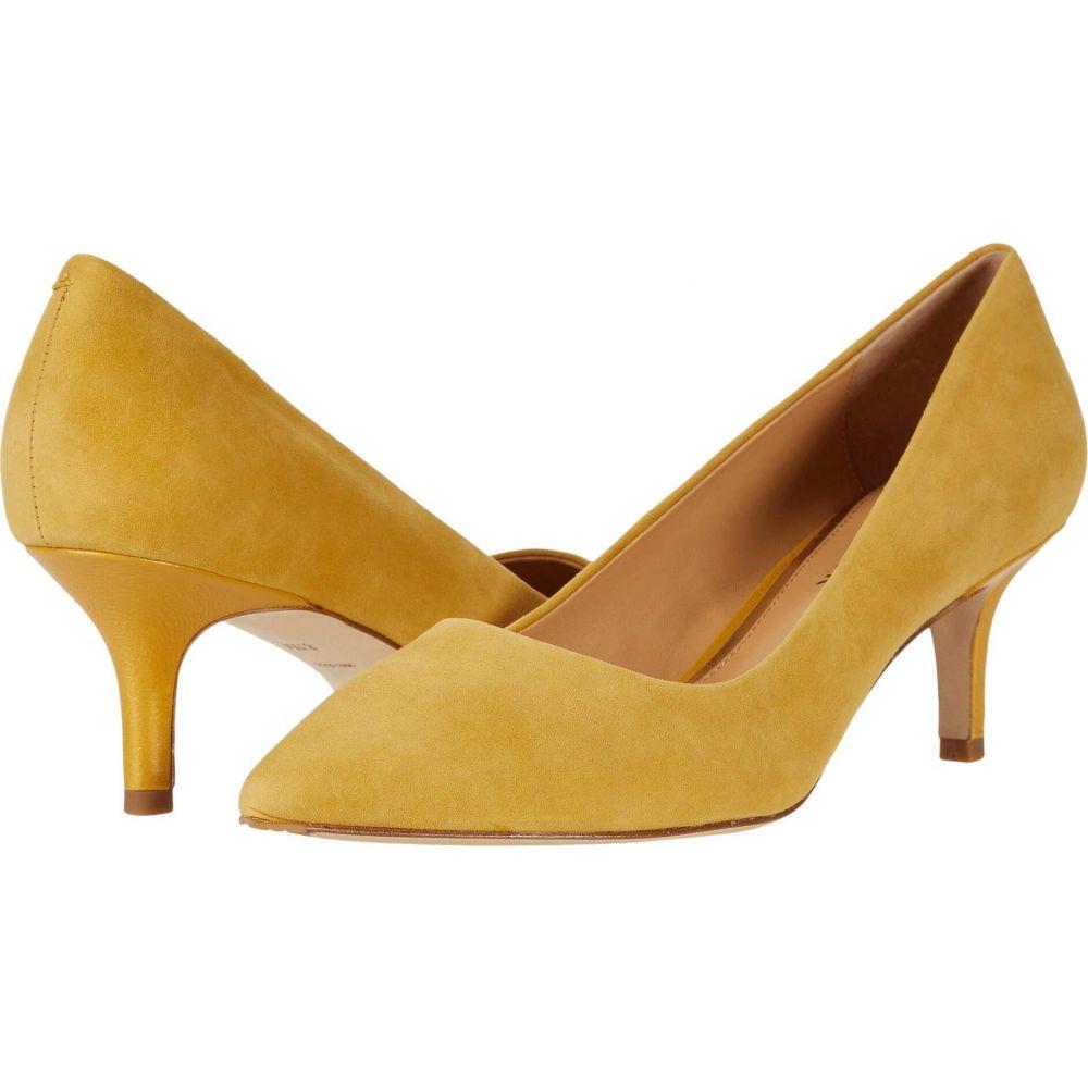 ドナルド プリナー Donald Pliner レディース ヒール シューズ・靴【Tabi】Yellow