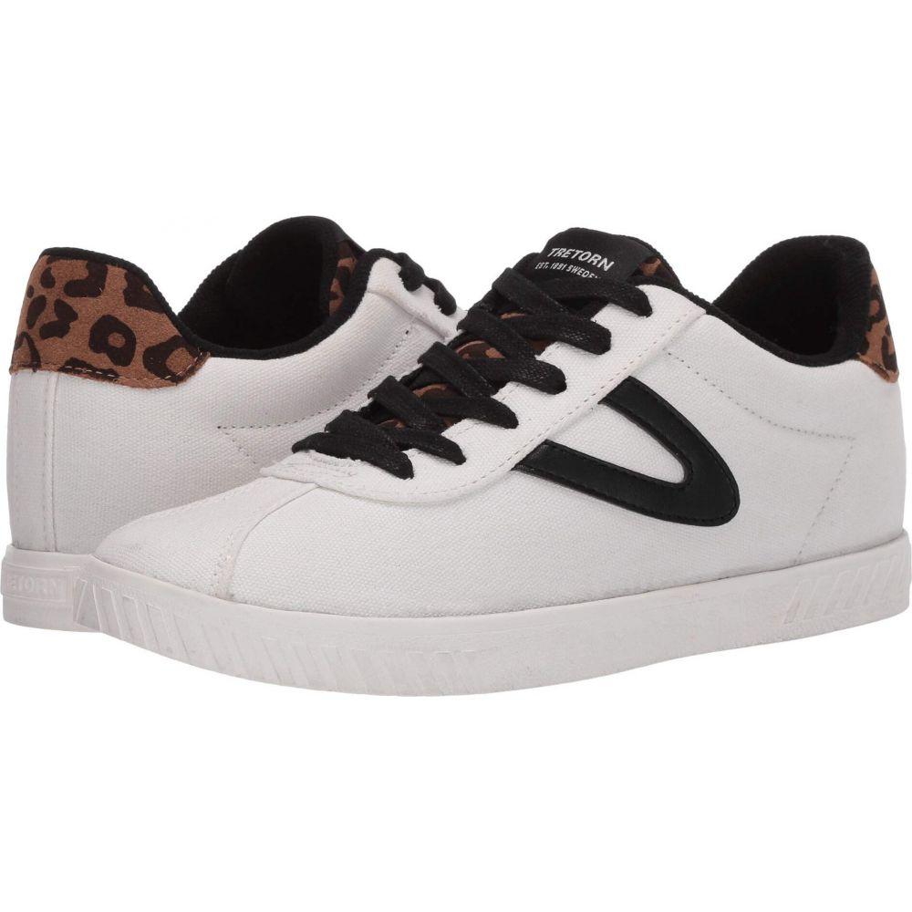メーカー公式ショップ トレトン レディース 35%OFF シューズ 靴 スニーカー Vintage White Tretorn 11 Multi Black Tan サイズ交換無料 Callie