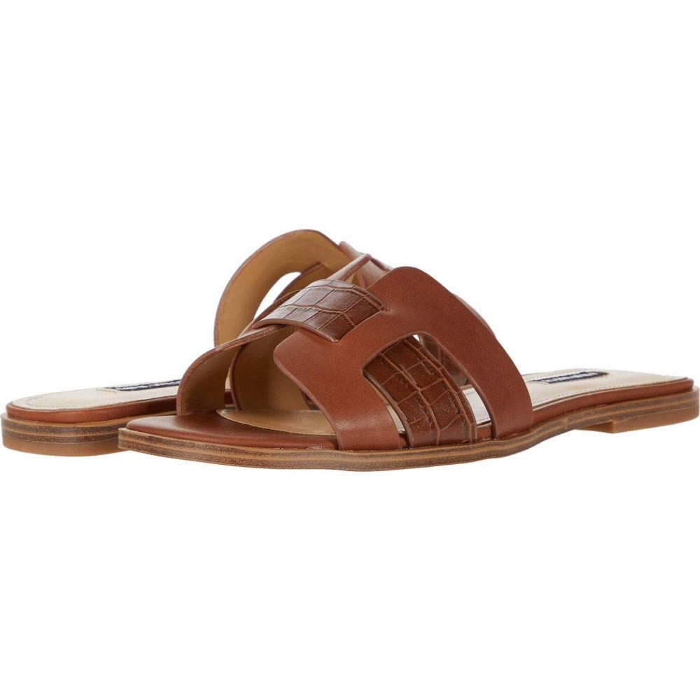 ナインウエスト Nine West レディース サンダル・ミュール シューズ・靴【Genuine】Brown