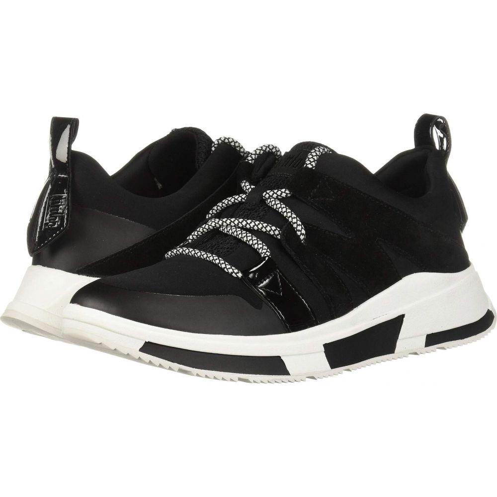 フィットフロップ FitFlop レディース スニーカー シューズ・靴【Carita Sneaker】Black