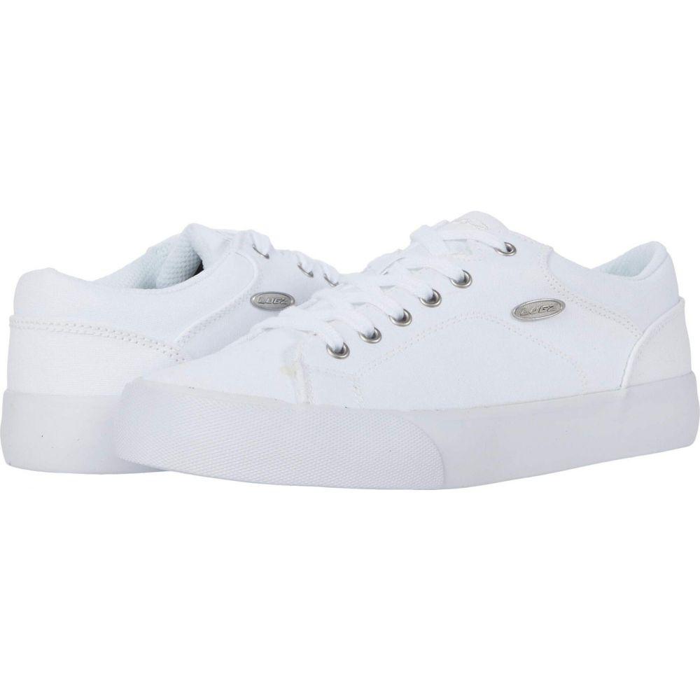 ラグズ シューズ・靴【Ally】White スニーカー Lugz レディース