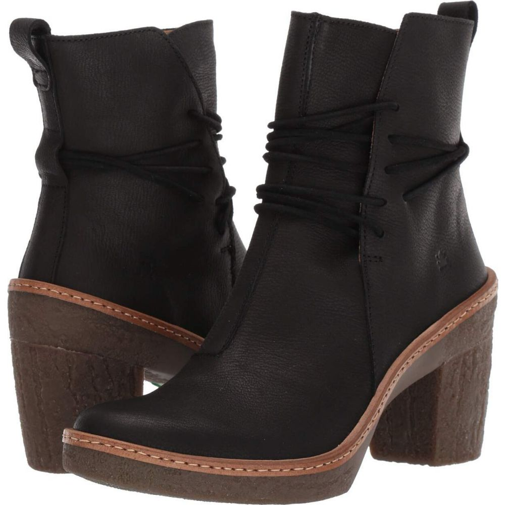 エル ナチュラリスタ El Naturalista レディース ブーツ シューズ・靴【Haya N5175】Black