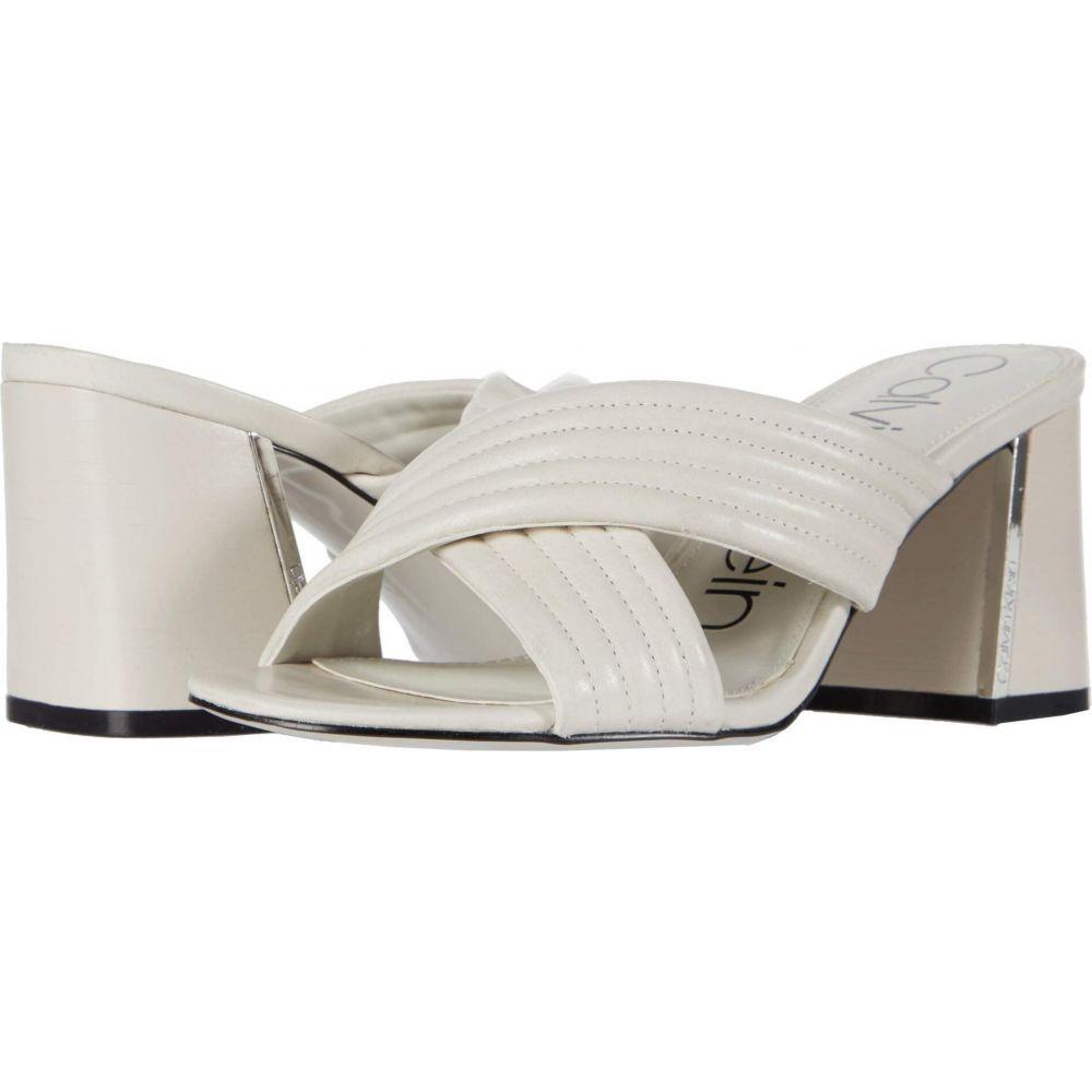 カルバンクライン Calvin Klein レディース サンダル・ミュール シューズ・靴【Roena】Off-White