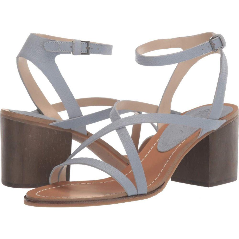 スプレンディッド Splendid レディース サンダル・ミュール シューズ・靴【Margie】Sky Blue Tumbled Leather