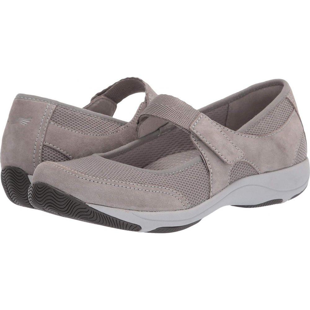 ダンスコ Dansko レディース スニーカー シューズ・靴【Hennie】Grey Suede