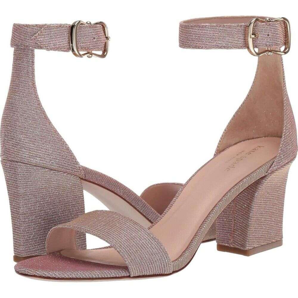ケイト スペード Kate Spade New York レディース サンダル・ミュール シューズ・靴【Susane】Pink Lurex