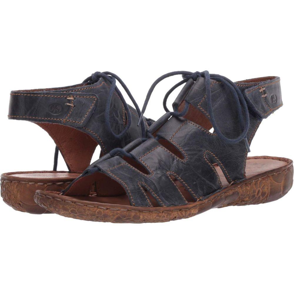 ジョセフセイベル Josef Seibel レディース サンダル・ミュール シューズ・靴【Rosalie 39】Blue