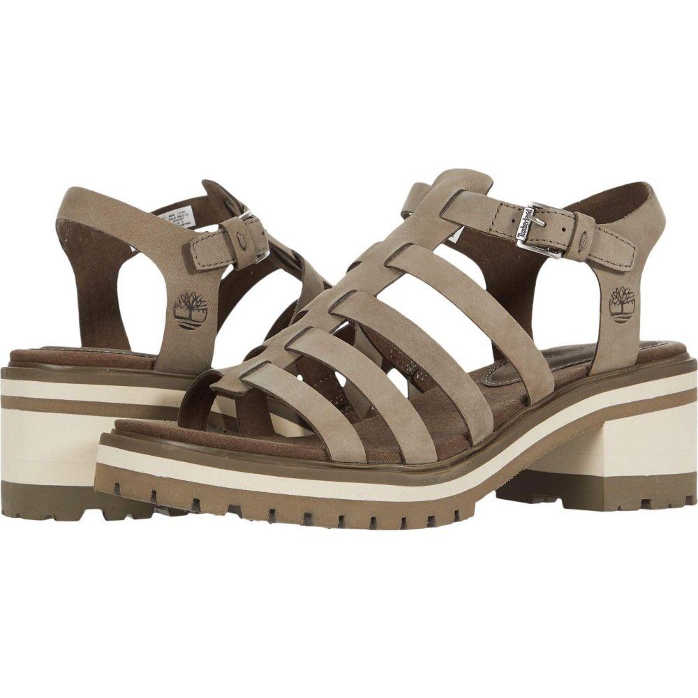ティンバーランド Timberland レディース サンダル・ミュール フィッシャーマンサンダル シューズ・靴【Violet Marsh Fisherman Sandal】Olive Nubuck