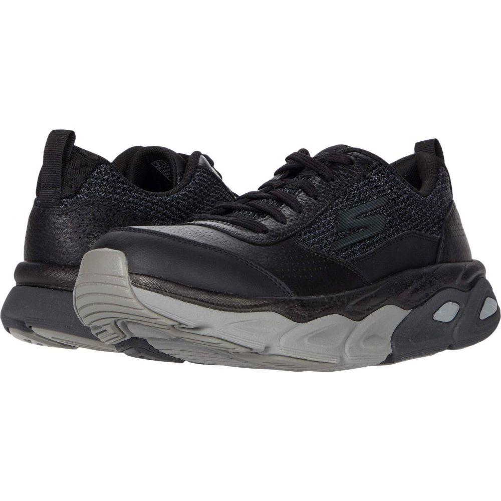 スケッチャーズ SKECHERS Performance メンズ ランニング・ウォーキング シューズ・靴【Max Cushioning Ultimate - Distinct】Black/Charcoal