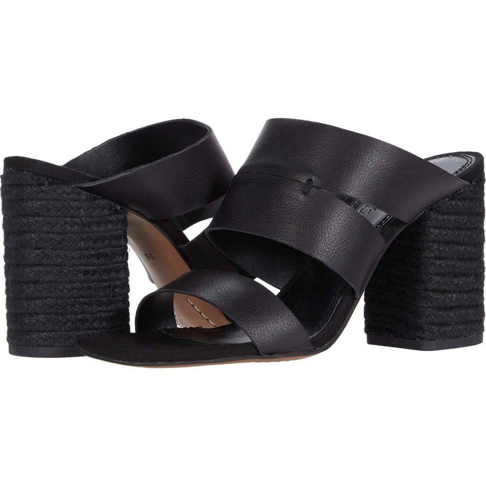 スプレンディッド Splendid レディース サンダル・ミュール シューズ・靴【Matty】Black Tumbled Leather