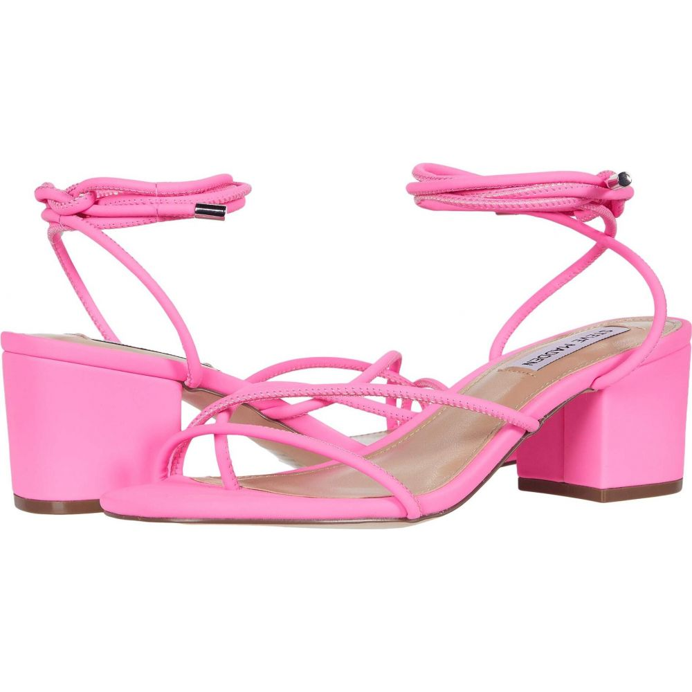 スティーブ マデン Steve Madden レディース サンダル・ミュール シューズ・靴【Impressed】Hot Pink