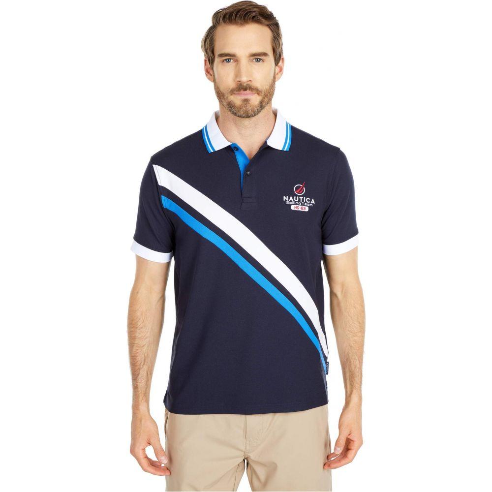 ノーティカ Nautica メンズ ポロシャツ トップス【Navtech Polo】Blue