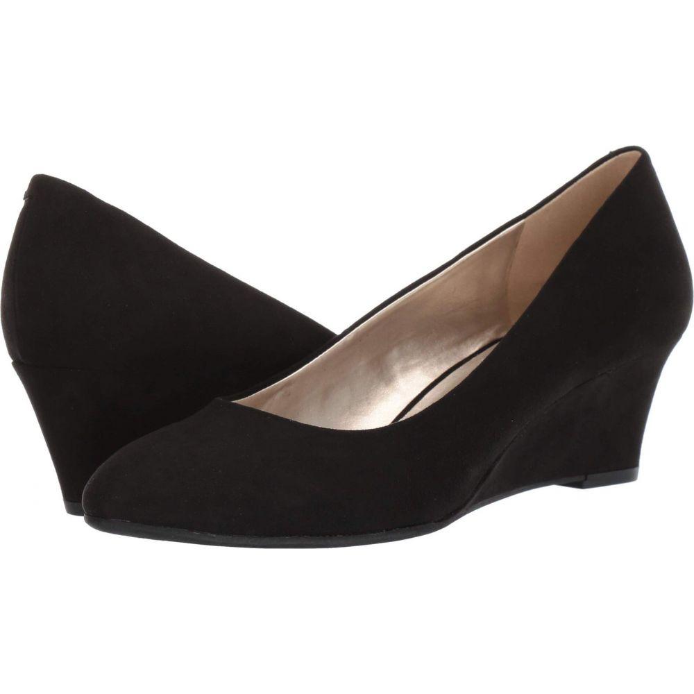 バンドリーノ Bandolino レディース ヒール ウェッジソール シューズ・靴【Fayola Wedge Heel】Black Fabric