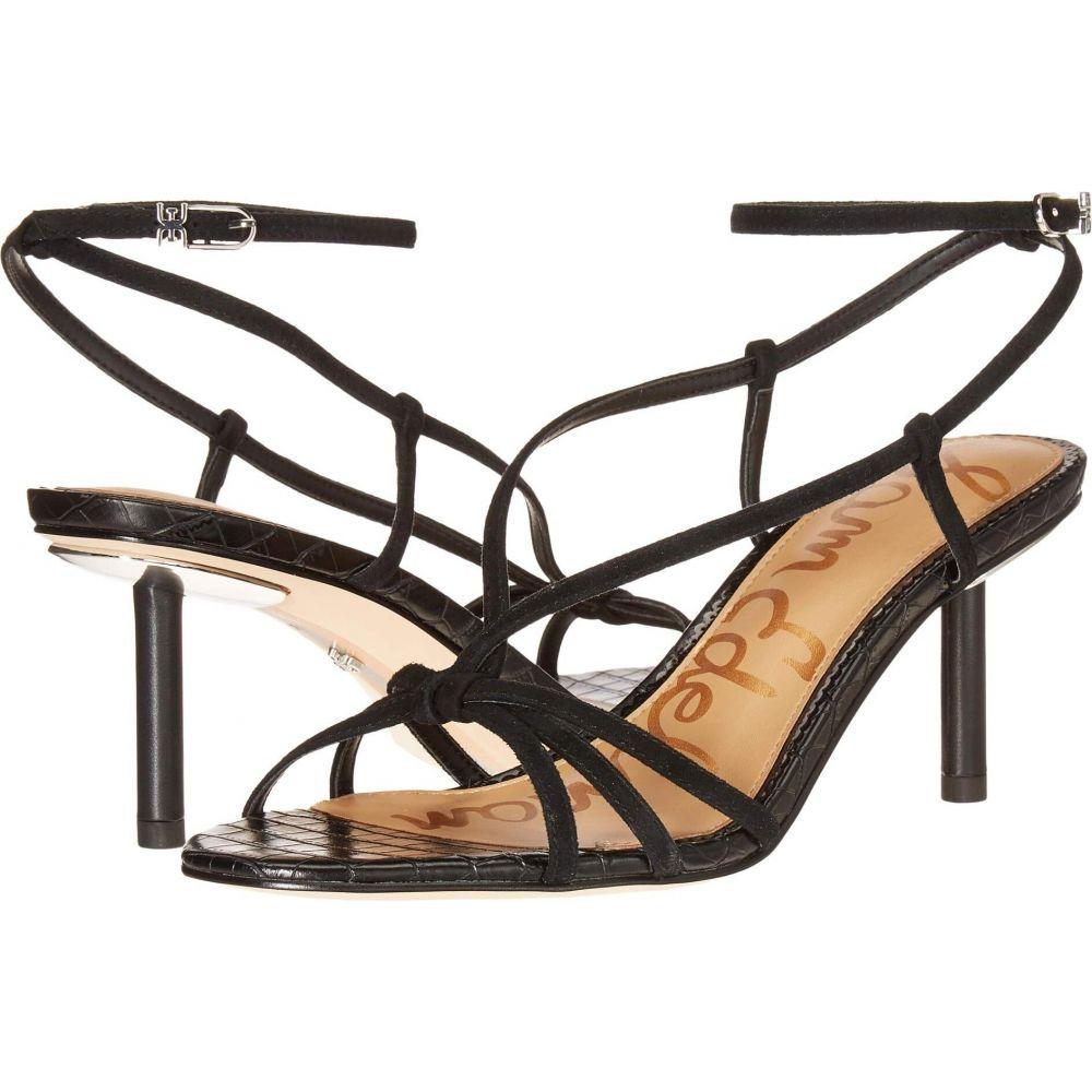 サム エデルマン Sam Edelman レディース サンダル・ミュール シューズ・靴【Pippa】Black Suede Leather