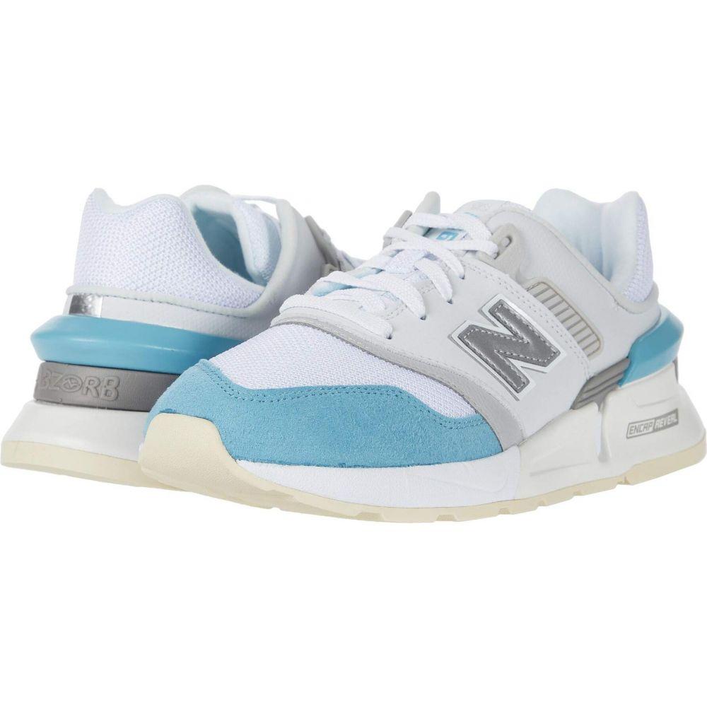 ニューバランス New Balance Classics レディース スニーカー シューズ・靴【997 Sport】Munsell White/Wax Blue