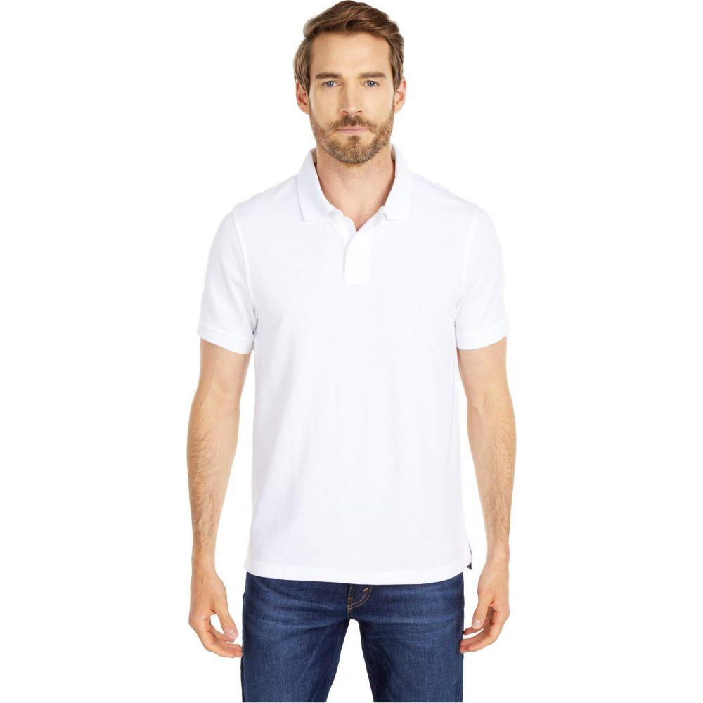 ジェイクルー J.Crew メンズ ポロシャツ トップス【1986 Pique Polo in Garment Dye】White
