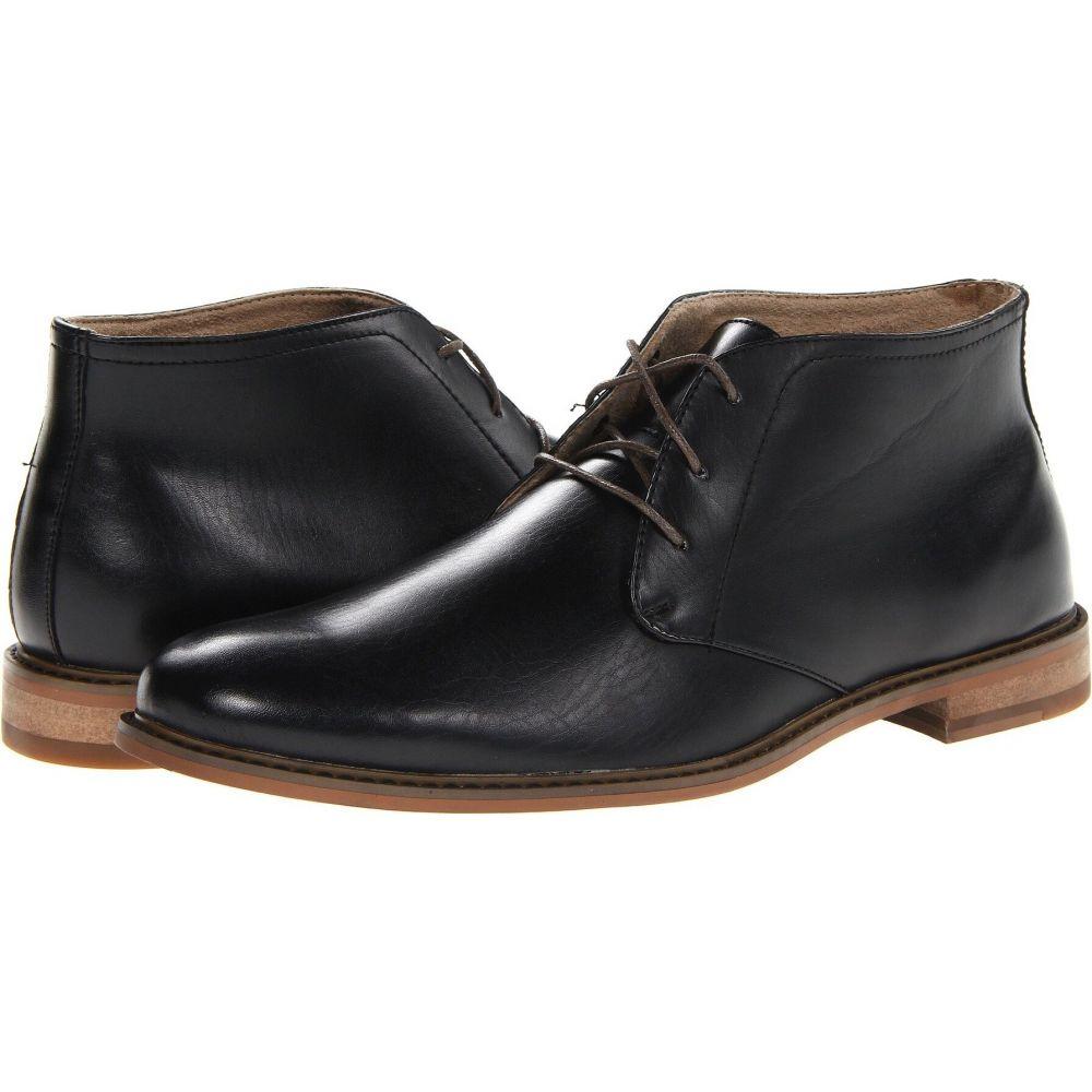 ディール スタッグス Deer Stags メンズ ブーツ シューズ・靴【Seattle】Black Leather