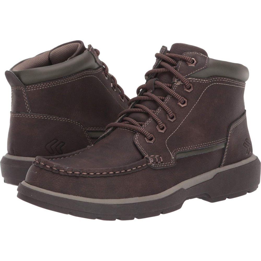 ドクター ショール Dr. Scholl's メンズ 革靴・ビジネスシューズ シューズ・靴【Mateo】Brown Smooth