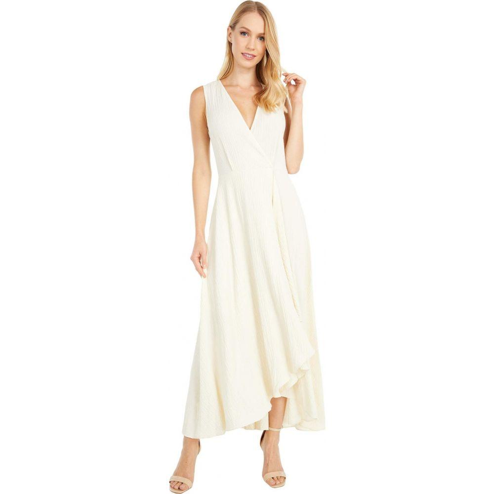 カルバンクライン Calvin Klein レディース ワンピース ワンピース・ドレス【Surplus Neck High-Low Dress】Wheat