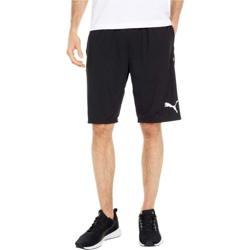 プーマ PUMA メンズ ショートパンツ ボトムス・パンツ【Scattered Shorts】Puma Black/Puma White:フェルマート