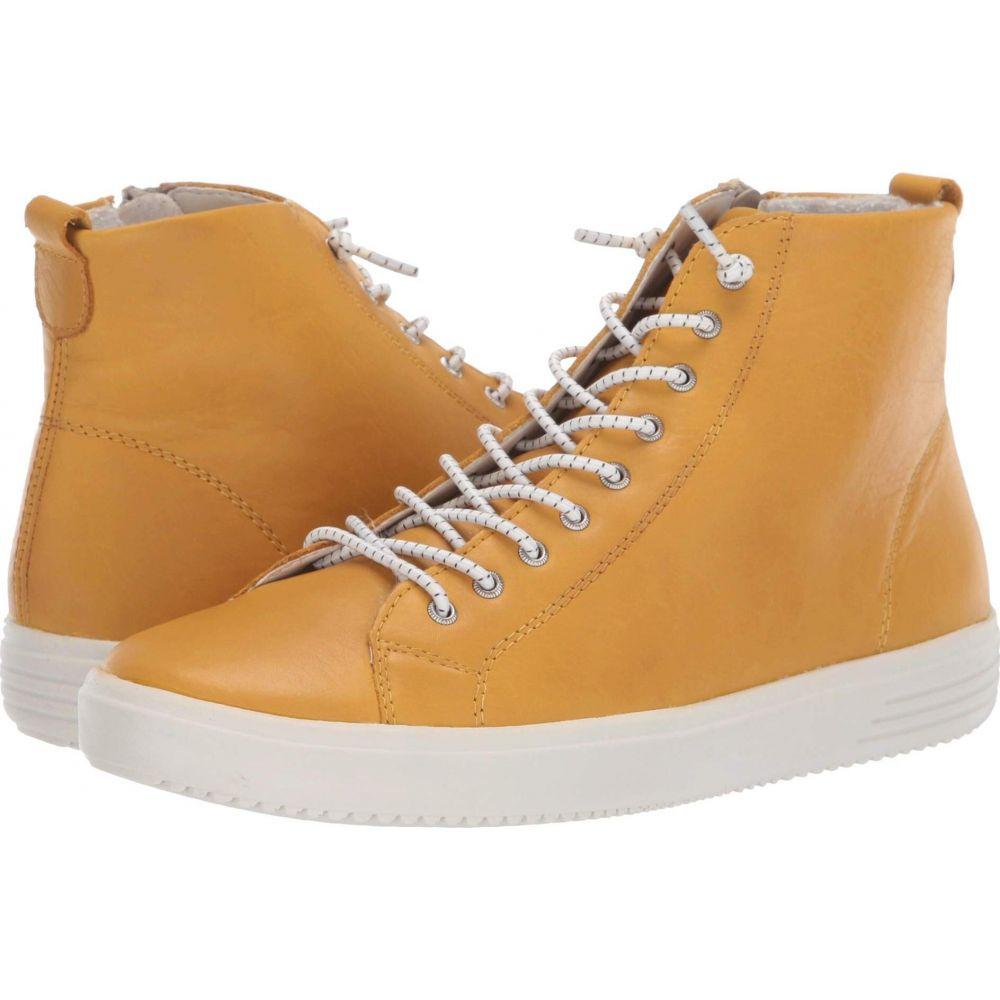 リエカー Rieker レディース スニーカー シューズ・靴【D1470 Cecilia 70】Yellow