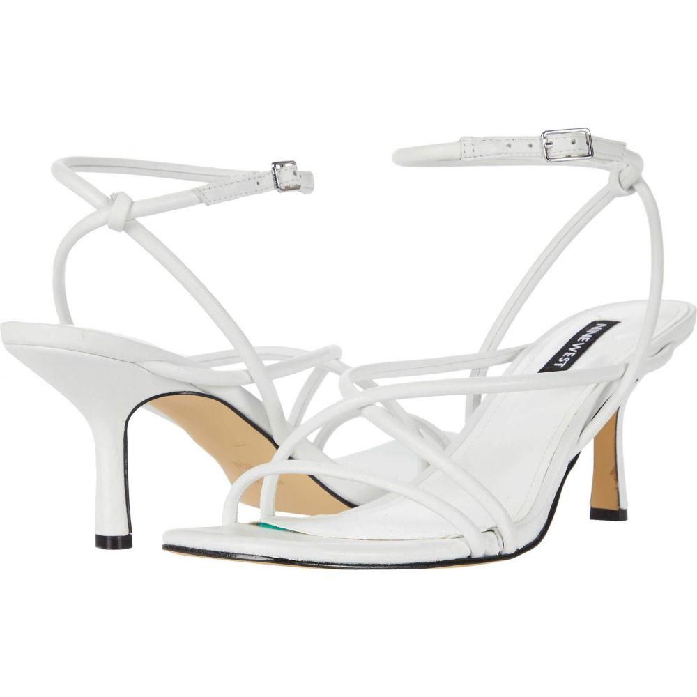 ナインウエスト Nine West レディース サンダル・ミュール シューズ・靴【Nolan】White