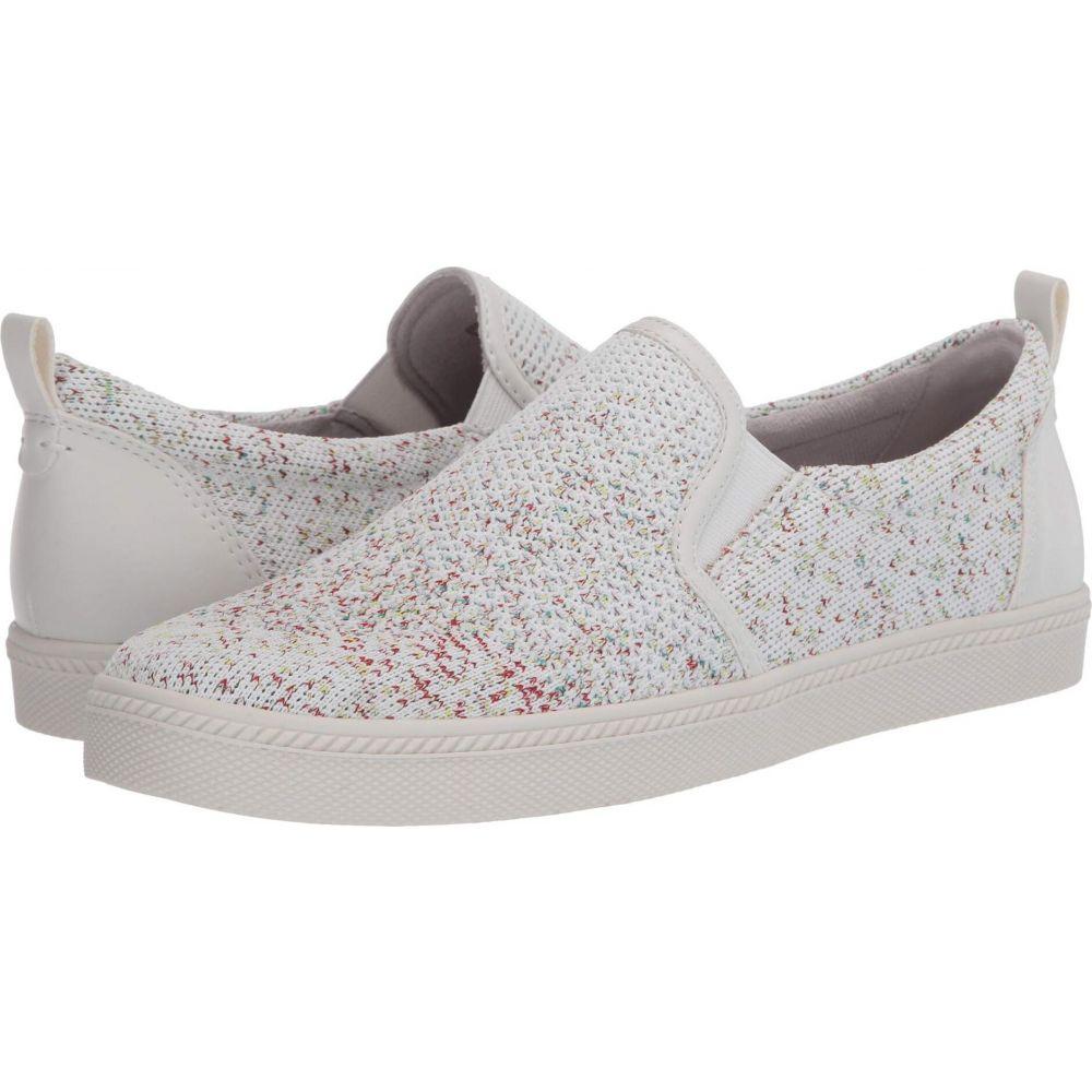 カルソーアースシューズ レディース シューズ 靴 セール品 スニーカー White 信頼 Multi サイズ交換無料 Earth Groove Zen Knit Fabric