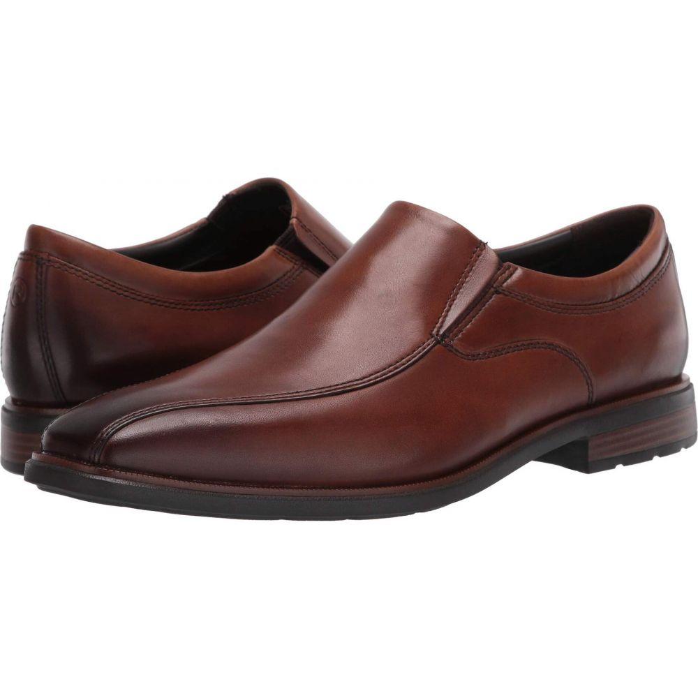 ロックポート Rockport メンズ 革靴・ビジネスシューズ シューズ・靴【DresSports Business 2 Slip-On】Cognac Antique