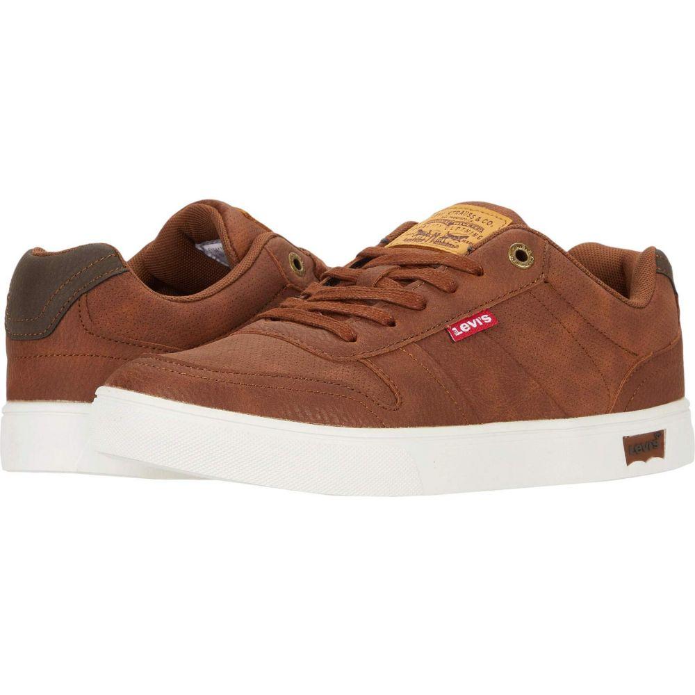 リーバイス Levi's Shoes メンズ スニーカー シューズ・靴【Alpina Wax】Tan/Brown