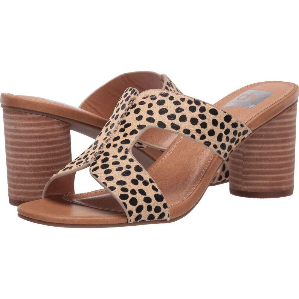 ドルチェヴィータ DV Dolce Vita レディース サンダル・ミュール シューズ・靴【Maud】Cheetah