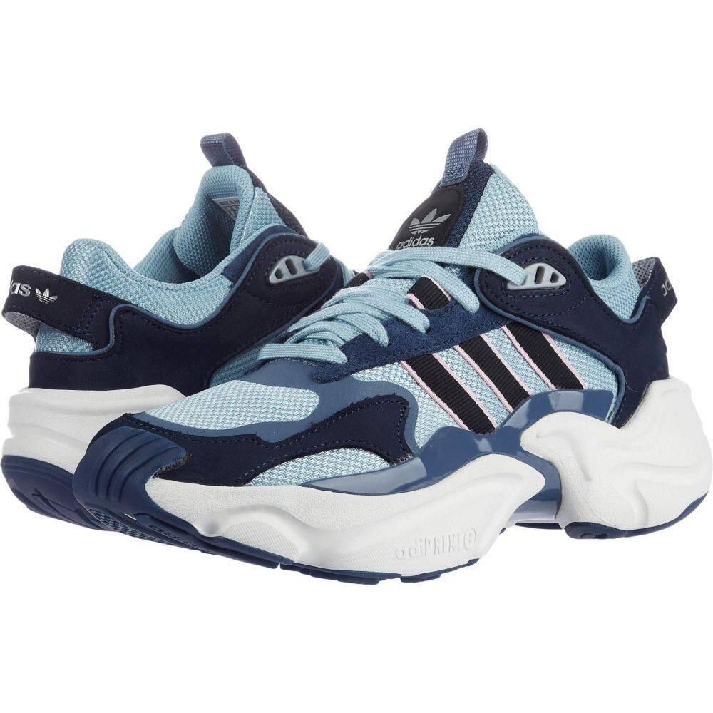 アディダス adidas Originals レディース スニーカー シューズ・靴【Magmur Runner】Ash Grey/Black/Tech Ink