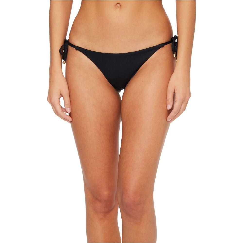 ビタミン A Vitamin A Swimwear レディース ボトムのみ 水着・ビーチウェア【Elle Tie Side Bottom】Eco Black