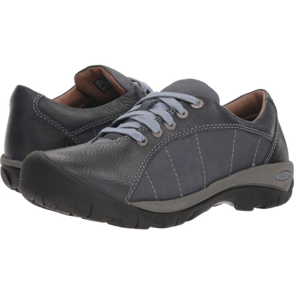 キーン KEEN レディース スニーカー シューズ・靴【Presidio】Flint Stone/Steel Grey