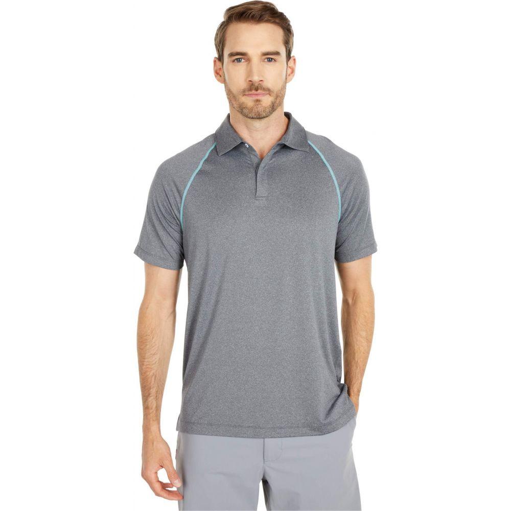 ノーマルブランド The Normal Brand メンズ ポロシャツ トップス【Performance Polo】Charcoal