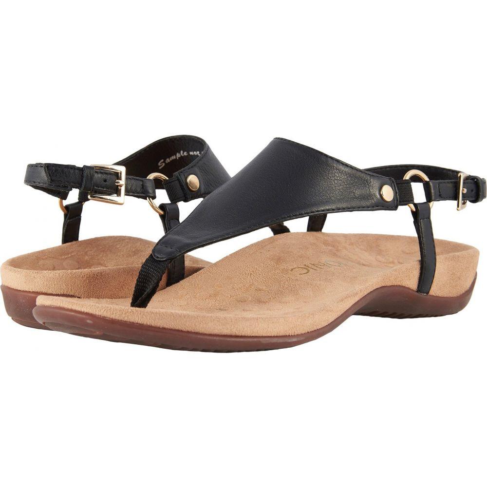 バイオニック VIONIC レディース サンダル・ミュール シューズ・靴【Kirra】Black
