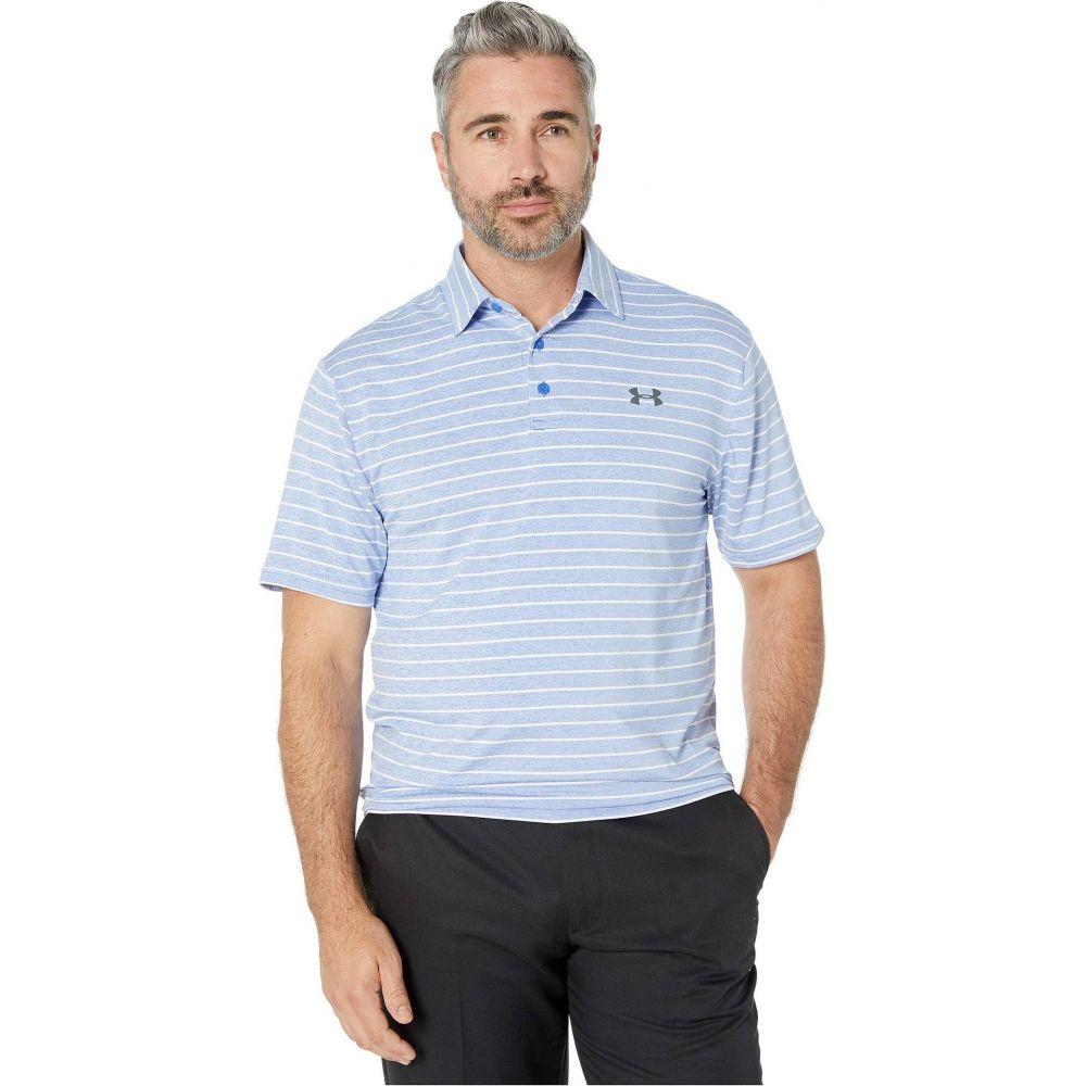 アンダーアーマー Under Armour Golf メンズ ポロシャツ トップス【Playoff Polo 2.0】Tempest/Pitch Gray