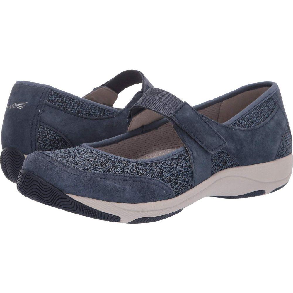 ダンスコ Dansko レディース スニーカー シューズ・靴【Hennie】Blue Suede