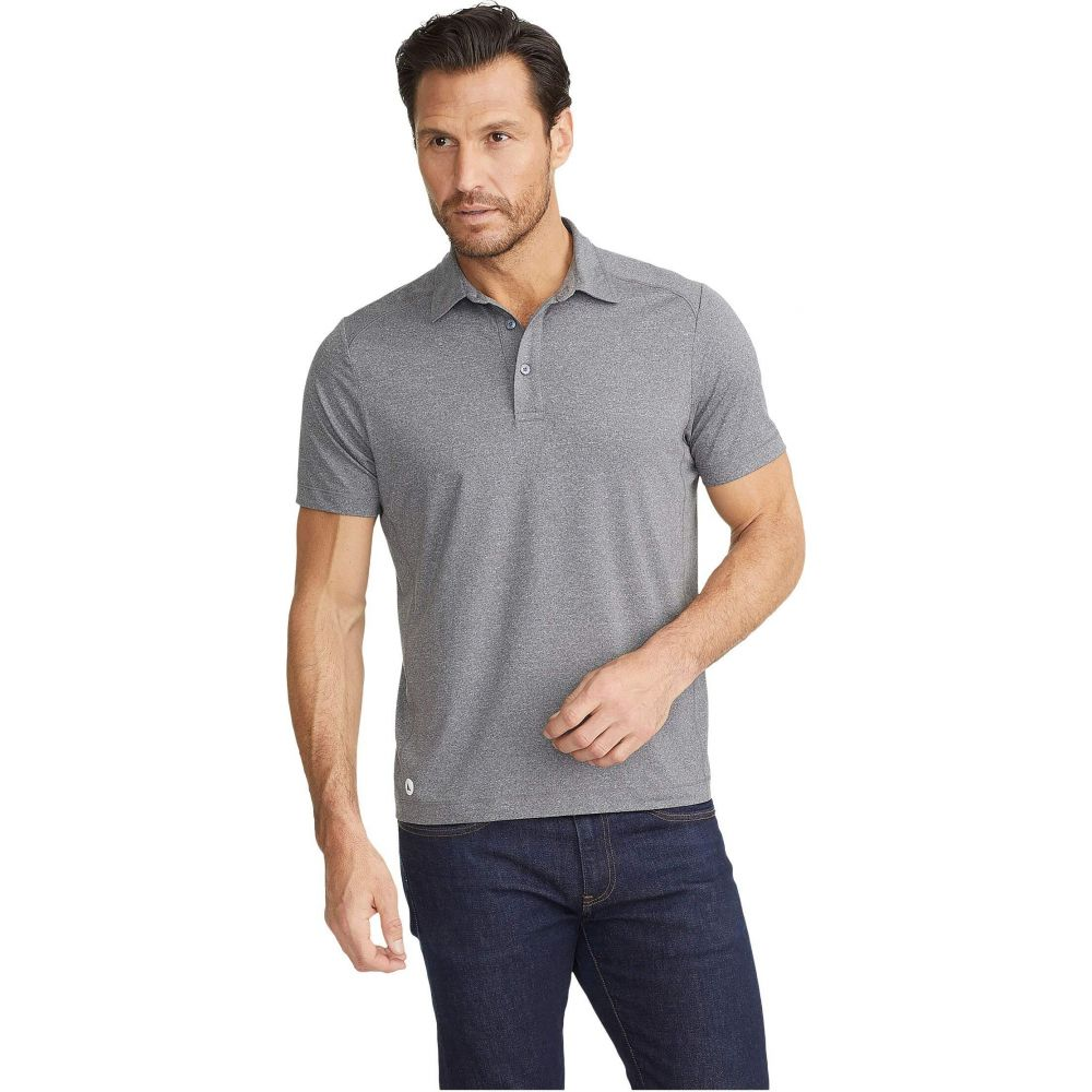 アンタックイット UNTUCKit メンズ ポロシャツ トップス【The Performance Polo】Grey