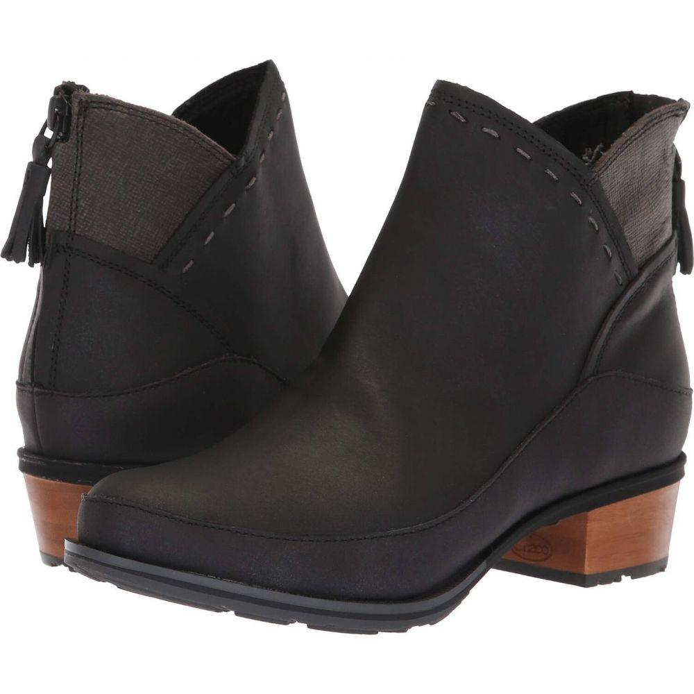 チャコ Chaco レディース ブーツ シューズ・靴【Cataluna Mid】Black