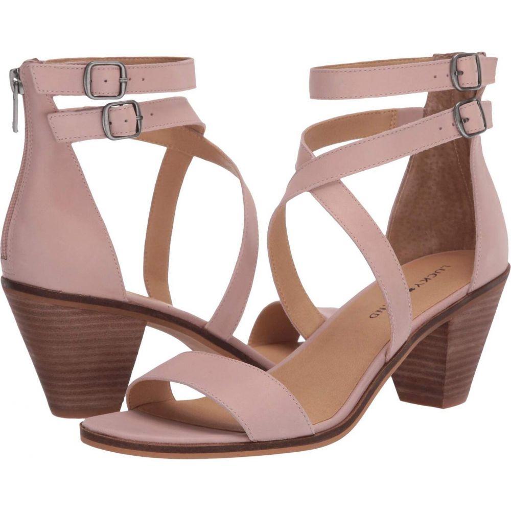 ラッキーブランド Lucky Brand レディース サンダル・ミュール シューズ・靴【Ressia】Adobe Rose