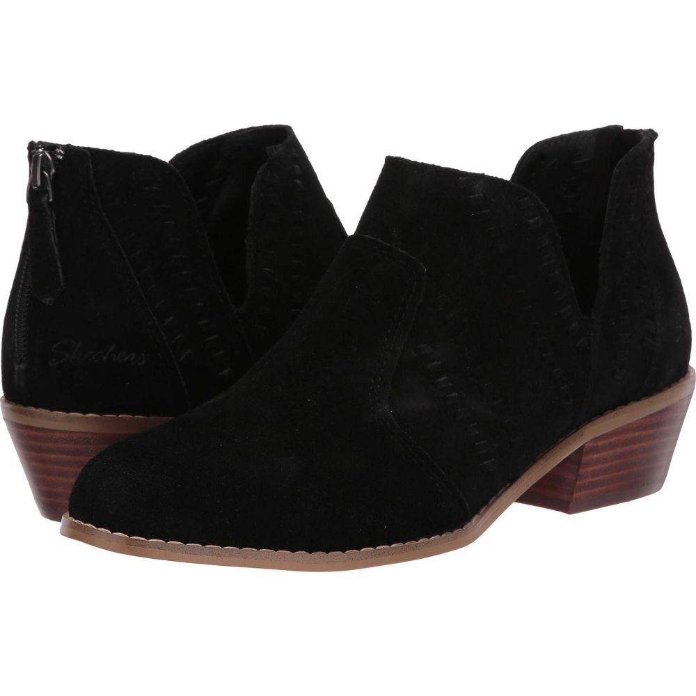 スケッチャーズ SKECHERS レディース ブーツ シューズ・靴【Darler】Black