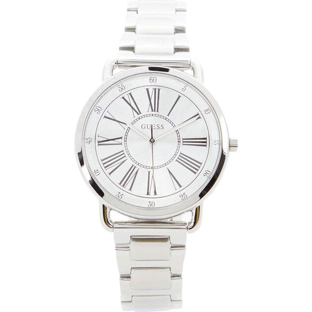 ゲス GUESS レディース 腕時計 【U1148L1】Silver